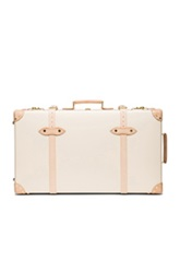 Globe Trotter 30' Safari Suitcase With Wheels In Neutrals