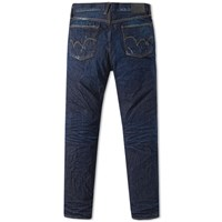 Edwin Ed 75 Relaxed Tapered Jean Blue