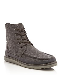 Toms Quilted Wool Searcher Boots
