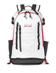 Polo Ralph Lauren Sport Backpack White