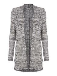 Vero Moda Long Sleeved Lightweight Cardigan Dark Grey