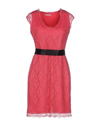 Hope Collection Dresses Short Dresses Women Fuchsia