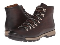Magnanni Ovidio Mid Brown Men's Lace Up Boots