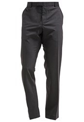 Strellson Premium James Suit Trousers Anthra Anthracite
