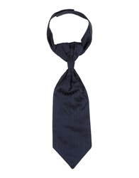 Carlo Pignatelli Accessories Ties Men Dark Blue