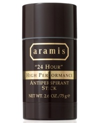 Aramis '24 Hour' High Performance Antipersperant Stick 2.6 Oz