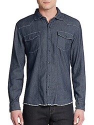 Arnold Zimberg Cotton Western Shirt