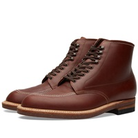 Alden Indy Boot Brown Work Leather