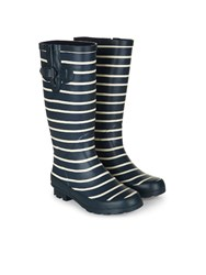 Dash Long Striped Welly Multi Coloured