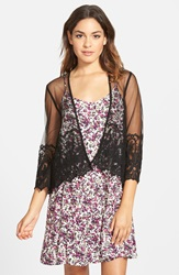 Volcom 'Take It Easy' Shrug Black