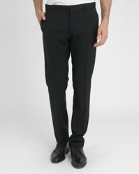 Ikks Black Jak Slim Fit Trousers