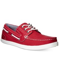 Unlisted Men's Power Boat Shoes Men's Shoes Red