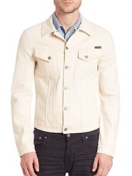 Nudie Jeans Billy Denim Organic Cotton Jacket Dry Twill