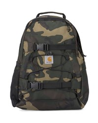 Carhartt Khaki Kickflip Camouflage Waterproof Backpack 16 L