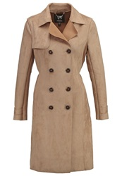 Lipsy Trenchcoat Neutral Sand