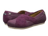 Mozo Sport Suede Canvas Pur Women's Shoes Purple