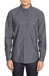 Men's 7 For All Mankind Trim Fit Oxford Button Down Sport Shirt