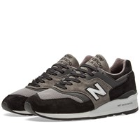 New Balance M997cur Made In The Usa Black