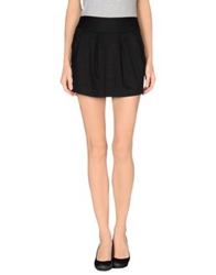 Orion London Mini Skirts Black