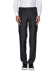Bill Tornade Billtornade Trousers Casual Trousers Men Black