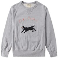 Remi Relief Hyou Japan Crew Sweat Grey
