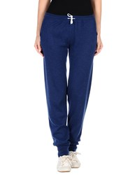 Rossopuro Trousers Casual Trousers Women Dark Blue