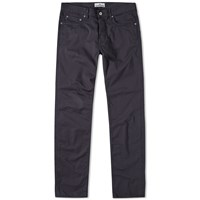 Stone Island Garment Dyed Slim Chino Grey