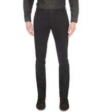 John Varvatos Slim Fit Tapered Jeans Navy