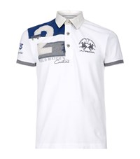 La Martina Number 2 Polo Shirt Male
