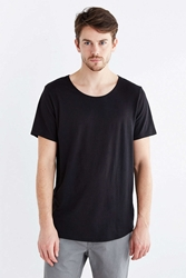 Bdg Pigment Dyed Wide Neck Tee