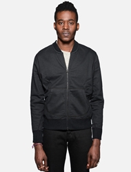 Rooney Coated Terry Bomber