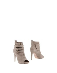 The Seller Ankle Boots Dove Grey