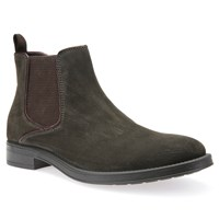 Geox Blade Chelsea Boots Mud