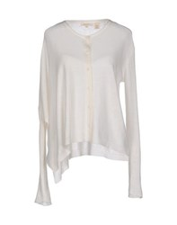 Inhabit Knitwear Cardigans Women Ivory