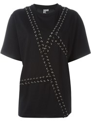 Hood By Air 'Frankenstein' T Shirt Black