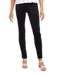Eileen Fisher Petite Corduroy Skinny Pants Black