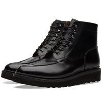 Grenson Grover V Boot Black