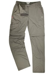 Craghoppers Nlife Convert Trousers Brown