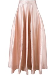 Natasha Zinko Ball Skirt Pink And Purple