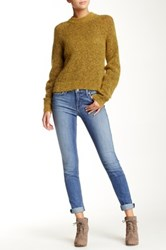 Level 99 Liza Mid Rise Skinny Jean Blue