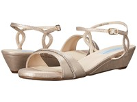 Touch Ups Mallory Nude Patent Women's Shoes Beige