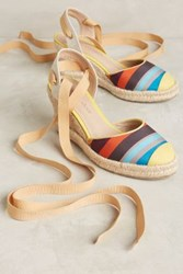 Anthropologie Raphaella Booz Moaveni Wedges Novelty 36 Euro Wedges