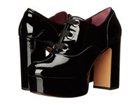 Marc Jacobs Beth Oxford Pump Black High Heels