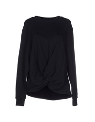 Cheap Monday Sweatshirts Black