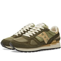 Saucony Shadow Original Green