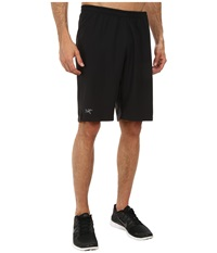Arc'teryx Incendo Long Black Men's Shorts