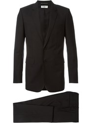 Saint Laurent Two Piece Suit Black