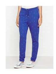 Zoe Karssen We Are A Perfect Match Sweat Pants Blue