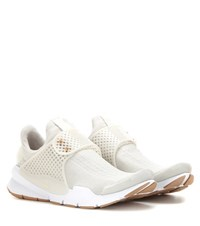 Nike Sock Dart Fabric Sneakers Beige