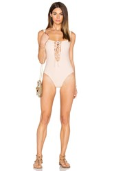 De Lacy Willow One Piece Pink